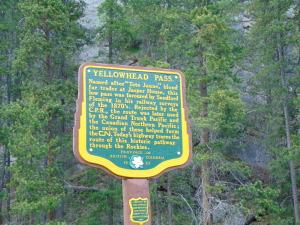 Yellowhead Pass