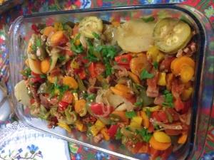 Legumes prontos